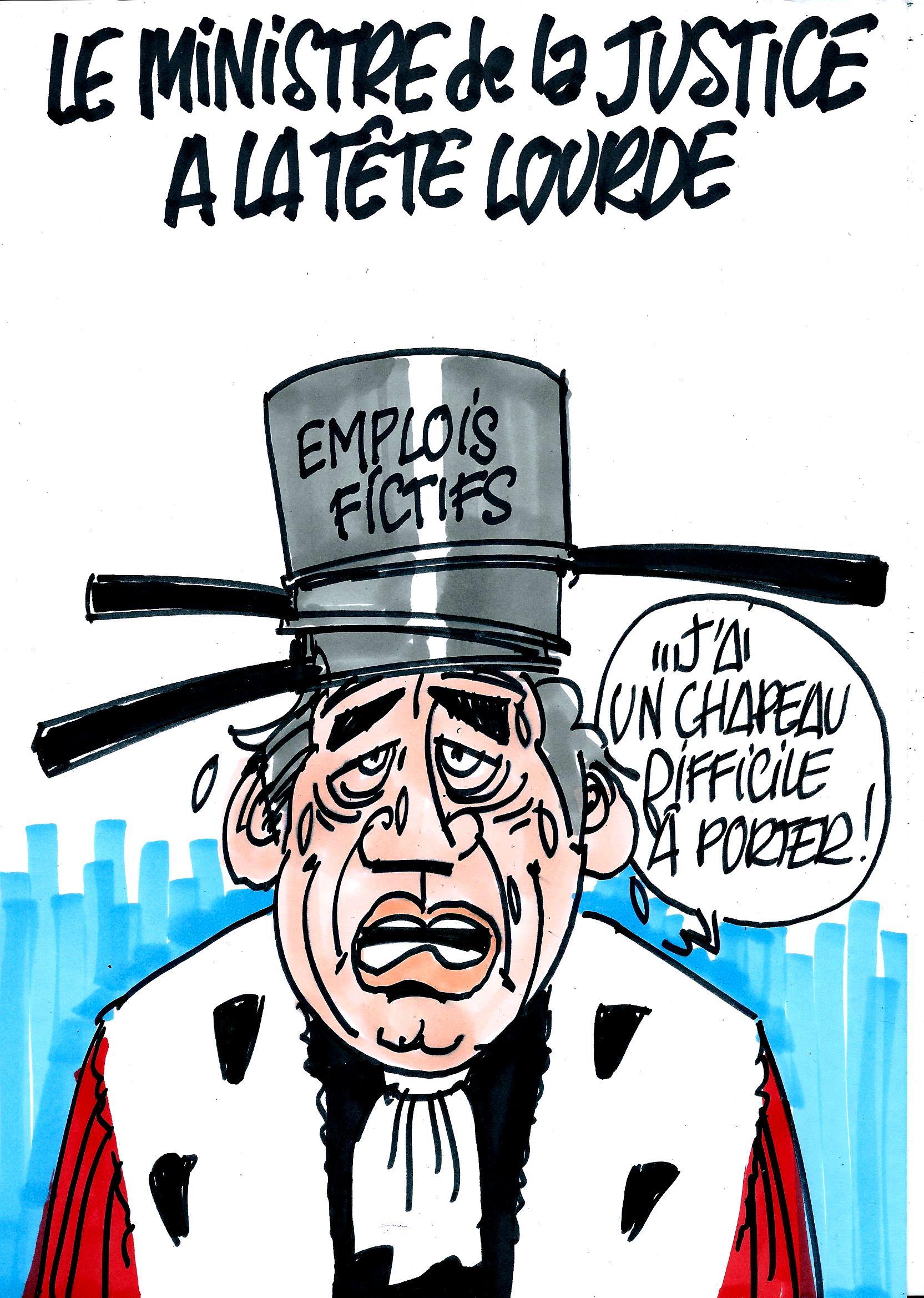 Ignace - Bayrou et les emplois fictifs