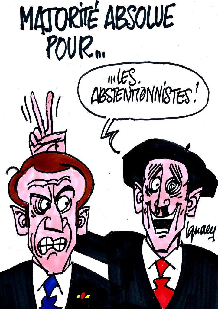Ignace - Majorité absolue !