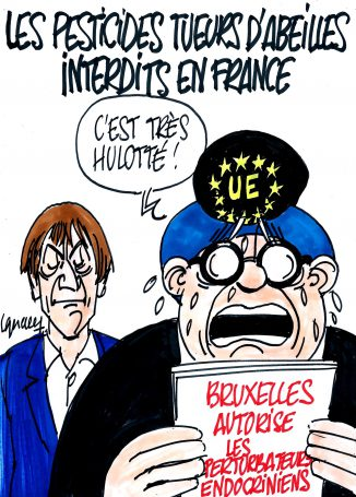 Ignace - Pesticides interdits par Hulot
