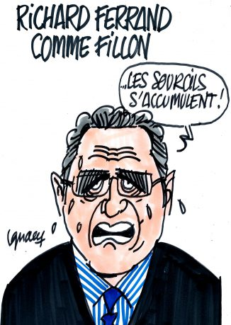Ignace - Richard Ferrand comme Fillon