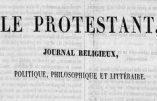 Les conséquences du protestantisme sur la vie politique