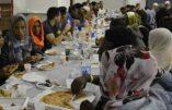 Musulmans invités à dîner en paroisse pour fêter le ramadan!