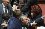 Italie: Le code de la nationalité en discussion pour favoriser encore plus l'invasion!