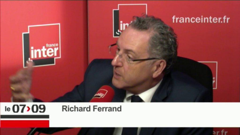 Chanson sur Richard Ferrand…
