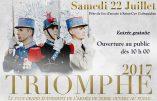 Vidéo du Triomphe 2017 de Saint-Cyr Coëtquidan