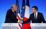 « Que Dieu bénisse la France » (Donald Trump)