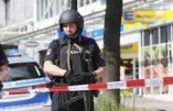 Attaque terroriste dans un supermarché à Hambourg