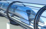 Hyperloop, un train du futur lancé à 1.200 km/h
