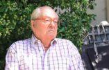 Jean-Marie Le Pen se réjouit du recours contre l'élection de Manuel Valls