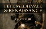 12 et 13 août 2017 – Fête Médiévale à Velleron
