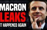 MacronLeaks (4) : infiltration de l'équipe Fillon et pronostic d'un Mélenchon au deuxième tour de la présidentielle