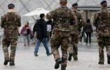 Paris: des soldats pris pour cible d'une attaque probablement terroriste