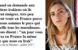 Pourquoi les chrétiens d'Irak ne rêvent pas d'émigrer en France ? (citation de Priscille de la Minière)