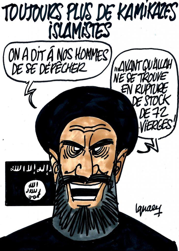 Ignace - Toujours plus de kamikazes islamistes