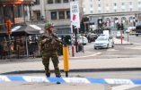 """Bruxelles – Un islamiste somalien abattu après avoir attaqué des militaires au cri de """"Allah Akbar"""""""