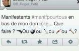 Quand Bruno Roger-Petit, nouveau porte-parole de l'Elysée, rêvait de tuer des militants de laManif pour tous!