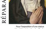 1er septembre 2017 – Acte de réparation à la suite de l'exposition d'une statue blasphématoire dans la ville de Thouars