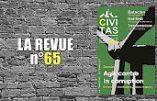 """""""Agir contre la corruption"""", le dossier de la nouvelle revue Civitas"""