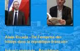 7 octobre 2017 à Toulon – Conférences d'Alain Escada et Johan Livernette
