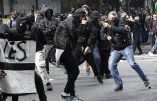 Rentrée violente contre la loi Travail
