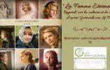 """14 octobre 2017 à Paris – Conférence """"La Femme Éternelle"""""""