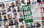 Italie et loi de nationalité: les curés contre les évêques