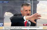 Jean Lassalle encense Emmanuel Macron