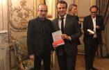 Que pense Emmanuel Macron du monde transhumaniste qui nous est préparé ?