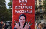 Ils manifestent contre la dictature vaccinale