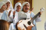 Voyage apostolique en Colombie: Sœur Maria Valentina va rapper pour le pape François
