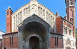 Eglise St-Christophe de Javel, Paris XV
