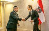 Sebastian Kurz, Heinz-Christian Strache, Israël et la reductio ad Hitlerum