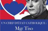 Lecture : Mgr Tiso (1887-1947) Pour Dieu et la nation slovaque