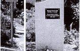 La stèle du général Salan profanée