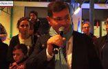 Franck Meyer (collectif des Maires pour l'Enfance) empêché de parler sereinement de la Famille