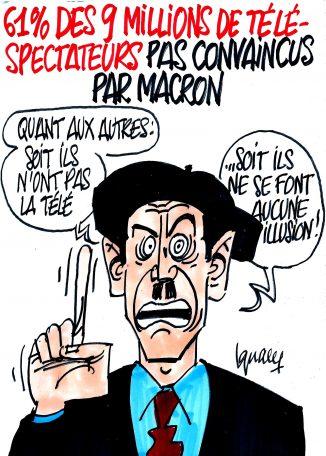 Ignace - L'interview télévisée de Macron
