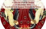 Jacques Trémolet de Villers évoque Jeanne d'Arc et le procès de Rouen