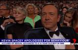 Kevin Spacey, de l'homosexualité à la pédophilie…