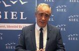 Le parti souverainiste Siel manifeste pour protéger les symboles chrétiens