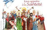 """Gardons nos traditions ! Célébrons nos Saints, pas Halloween !"""