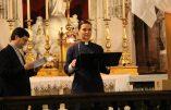"""La paroisse Notre-Dame des Blancs-Manteaux a fêté Halloween par une messe """"œcuménique"""" avec une femme """"pasteure de l'église protestante unie"""""""