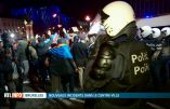 Bruxelles – Haranguée par Kemi Seba, une manifestation contre l'esclavage des Noirs se termine en émeute