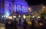Bruxelles – Graves émeutes après un match de l'équipe de foot marocaine – 22 policiers blessés
