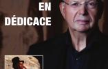 """9 décembre 2017 à Paris – Patrick Buisson dédicace """"La grande histoire des guerres de Vendée"""""""