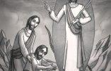 Vive le Christ-Roi (dessin d'AGAR)