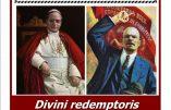 """11 décembre 2017 – Conférence """"Divini redemptoris et le communisme"""""""