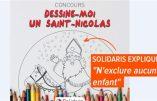 Belgique – La mutuelle socialiste et le Saint-Nicolas sans croix pour ne pas heurter les autres religions !