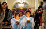 Le Parti communiste chinois interdit de fêter Noël