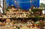 La Région PACA a installé sa crèche de Noël