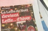 """Nombreux appels à boycotter les bières Leffe depuis que leur bière de Noël est devenue bière """"d'hiver"""""""